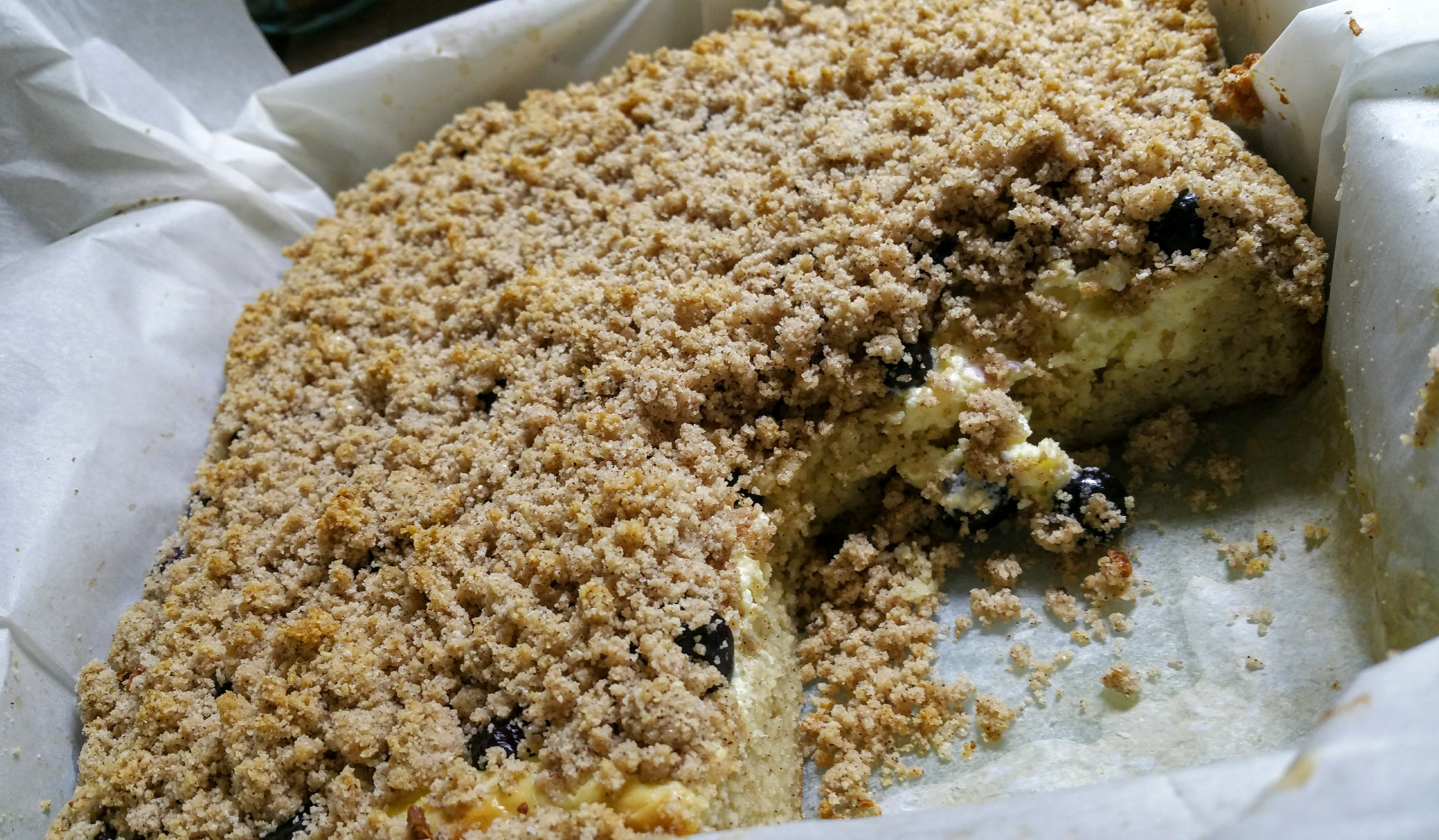 Diabetic Recipe For Blueberry Coffee Cake
