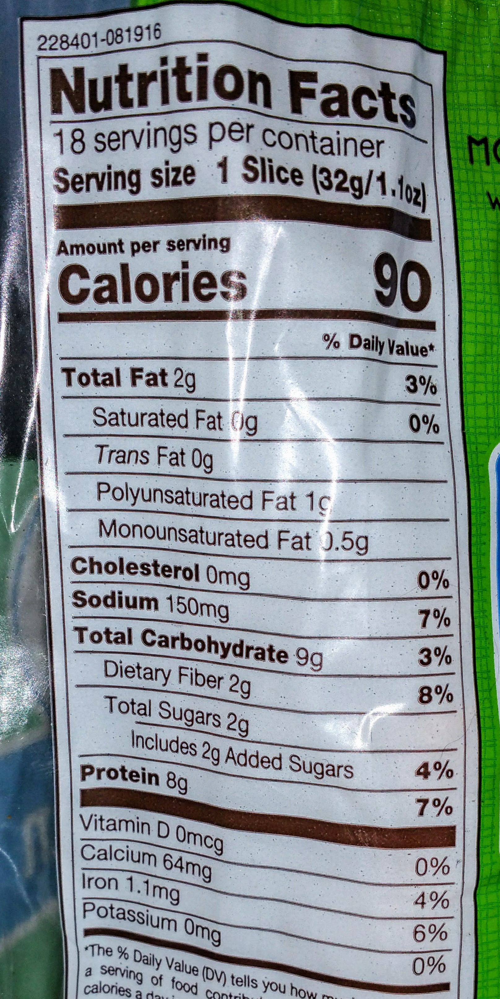 how to read sugar content on food labels